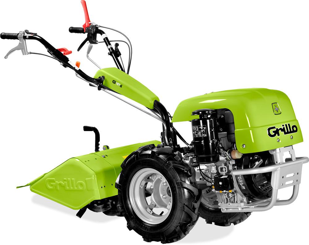 Motocultor grillo g107diferencial diesel a electrico - Motocultor segunda mano ...